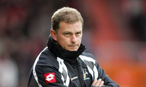 Mark Robins tries to remember which club he's at this week